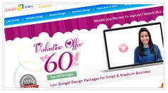 Reshape yourself with Logoinn and spread the love this Valentines