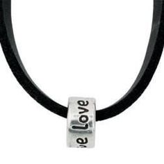 True Love Waits Necklace - TLW Bead