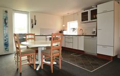 Holiday home Bakken Fan� Holiday home Bakken is a six person cottage located in Fan? Vesterhavsbad.  The accommodation will provide a cable TV and a radio. There is a fully equipped kitchen, including an electric hob, a deep freeze, a microwave and a refrigerator.