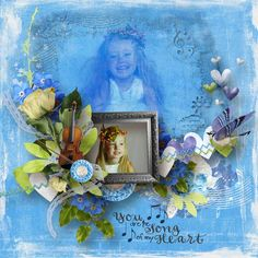 Melody of Life by Lara's Digi World & Manu Scrap @ PickleBerryPop [ link ] photo by anastasiya landa