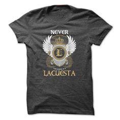[Love Tshirt name printing] LACUESTA Never Underestimate Shirts 2016 Hoodies, Tee Shirts
