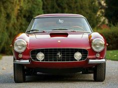 1961 Ferrari 250 GT Berlinetta Passo Corto Lusso