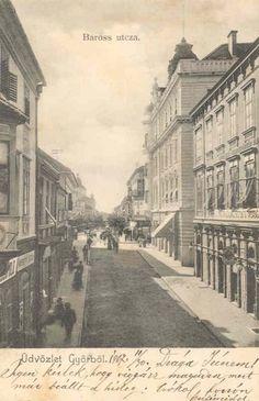 "Győr, Baross ""utcza"" 1907 Painting, Art, Art Background, Painting Art, Kunst, Paintings, Performing Arts, Drawings, Art Education Resources"