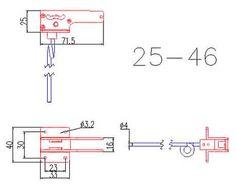 25 - 46 Tricycle Electric Retracts | HorizonHobby