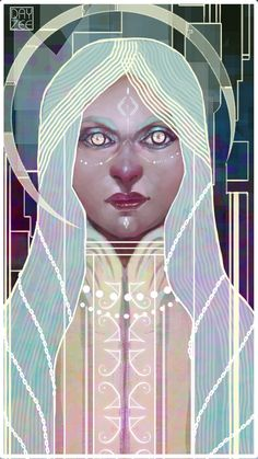 Snow Maiden by Daria Znamenskaya on ArtStation. Snow Maiden, Ice Princess, Pastel Blue, Character Inspiration, Artwork, Anime, Work Of Art, Auguste Rodin Artwork, Artworks