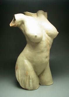 Ceramic Figure Sculpture