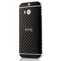 CARBON SERIES WRAPS/SKINS FOR HTC ONE M8