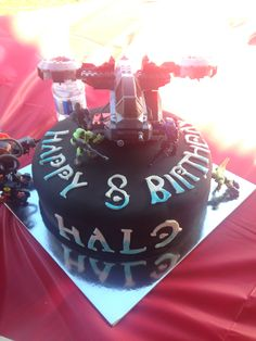Halo Cake Cakes Pinterest Halo cake Cake and Birthdays