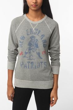 NFL New England Patriots Football Sweatshirt