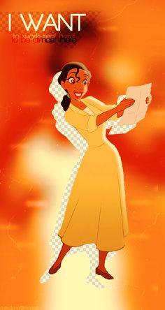 tiana disney | Tiana Disney