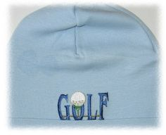#jamierae boys blue golf hat #babyboutique
