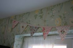 Hand Painted Furniture and Upholstery for the home. Hand Painted Furniture, Bunting, Valance Curtains, Art Work, Upholstery, Spring, Home Decor, Artwork, Garlands