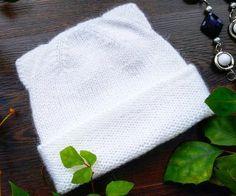 Knitted Hats, Winter Hats, Knitting, Handmade, Fashion, Beret, Knit Hats, Hand Made, Moda