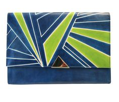 Dazzle Clutch...helps employ women who create a better future for their children.