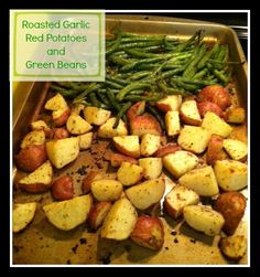 Green Beans And Potatoes on Pinterest | Chicken Green Beans, Green ...