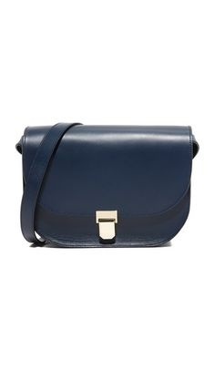 A.P.C. Vienne Saddle Bag