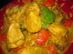 Last night, I was thinking again of what to cook for the next day and I remember a good friend of mine sent me a bottle of curry powder from Manila as requested. With chicken curry on my mind, I …