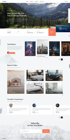 hotel website This is our daily Website design inspiration article for our loyal readers. Every day we are showcasing a website design ideas whether live on app stores or only designed as concept. Web Design Trends, Web Design Websites, Web Design Quotes, Web Design Tips, Web Design Company, Web Design Services, Best Web Design, Website Design Inspiration, Best Website Design