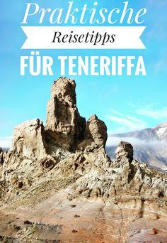 Auf meinem Blog findest du die schönsten Bilder von Teneriffa und weitere praktische Reisetipps für deine Reise!
