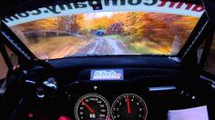 206 km/h  durch den Wald - Beppo Harrach bei der Waldviertel Rallye