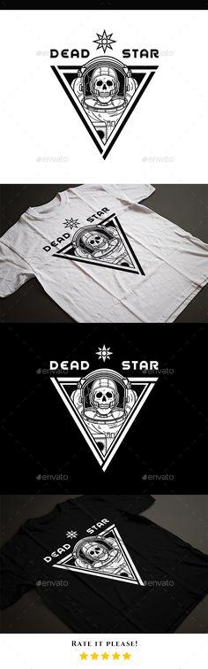 Dead Star T-Shirt - Designs T-Shirts