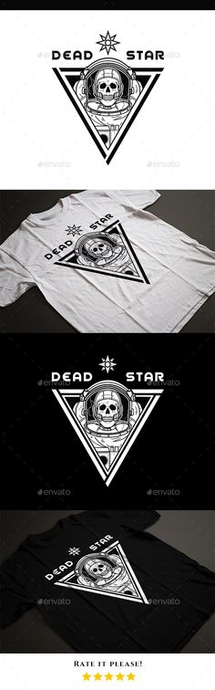 Dead Star T-Shirt - Designs T-Shirts