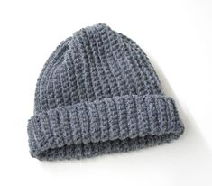 Lady Anne's Charming Cottage: Adult's Easy Crochet Hat Pattern...