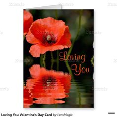 Loving You Valentine's Day Card