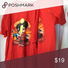 Incredible Family? Here are 2 t-shirts Disney Official Disney Mr. Incredible merchandise Disney Shirts Tees - Short Sleeve