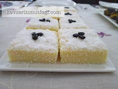 Sütlü İrmik Tatlısı Tarifi - Kevser'in Mutfağı - Yemek Tarifleri