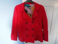 Women Brands, Coats For Women, Online Price, Size 16, Leather Jacket, Blazer, Red, Jackets, Fashion