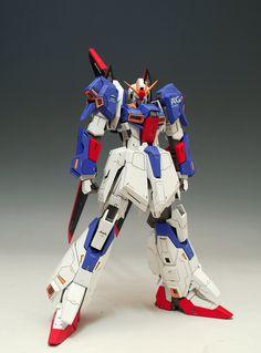 "1/100 Zeta Gundam ""Resin Conversion"" Custom Build - Gundam Kits Collection News…"