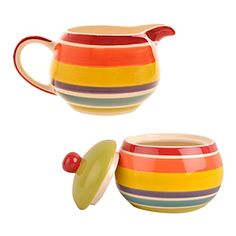 la mesa vajilla teteras frida colores table crockery colors