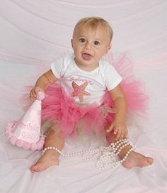 Custom Tutu Baby Set with Personalized Onesie for by uniquefavors, $79.99