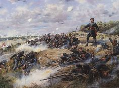 Dont Give An Inch - Gettysburg , July 2,1863