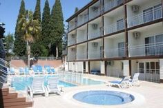 Side Miami Beach Hotel Side, Antalya Region This simple and family friendly hotel has all the essentials for a relaxing holiday close to the beach...  Customer Rating3.6 / 5 from 5 reviews  More Info Fly from London Gatwick (LGW) 7 Nts, All Inclusive Economy Standard Room - Economy £464.43  £232.22 pp Search ➤➤ (price shown is 31/10/2015 - 07/11/2015 based on 2 adults)