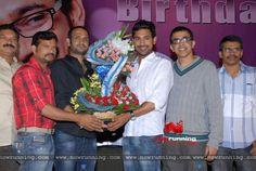Varun Sandesh Birthday Celebrations. More at