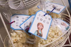 """How One Marin Family Threw a Glittering """"Frozen"""" Birthday Party"""