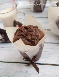 Alma de fiesta: Unos muffins auténticos