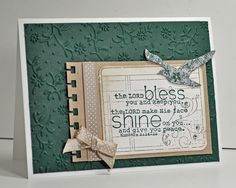The Lord Bless You by atsamom, via Flickr