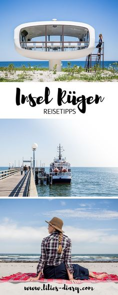 7 Rügen travel tips - your vacation will be wonderful - holiday in Vacation on reprimand – great places, the best vegan burgers and the mos - Europe Destinations, Holiday Destinations, Travel Europe, Great Places, Places To See, Visit York, Europe Holidays, Voyage Europe, Most Beautiful Beaches