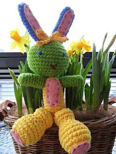 Bunny by Käsintehtyä blogger