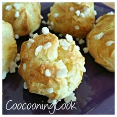 Chouquette - thermomix only -