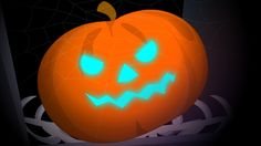 Scary Pumpkin Halloween Nursery Rhyme And Kids Songs