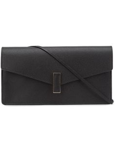 VALEXTRA classic shoulder bag. #valextra #bags #shoulder bags #leather #