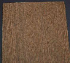 Figured Makore Wood Veneer 7 Sheets. 9.5 x 39