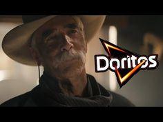 You can watch the new Doritos Super Bowl 2020 commercial featuring Sam Elliott. Sam Elliott, Doritos, Monologues, Work Humor, Commercial, Hero, Film