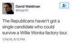 The Republicans....