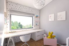 Pokój dziecka styl Nowoczesny - zdjęcie od MOJO pracownia projektowa - Pokój dziecka - Styl Nowoczesny - MOJO pracownia projektowa