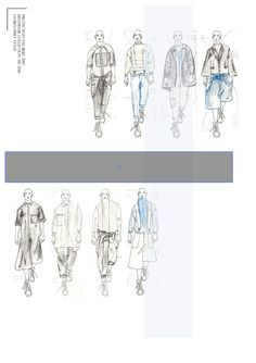 Fashion Sketchbook - fashion illustrations; fashion sketches; fashion portfolio // Lauren Emily Evans